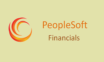 Peoplesoft Financials Online Training