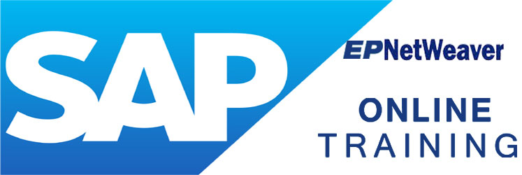 SAP EP NET WEAVER Online Training