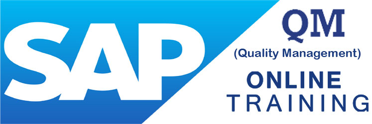 SAP QM Online Training